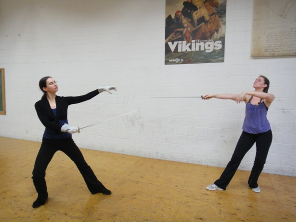 Intermediate Smallsword